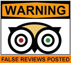 "False recensioni ""i fake detectors"" di TripAdvisor"